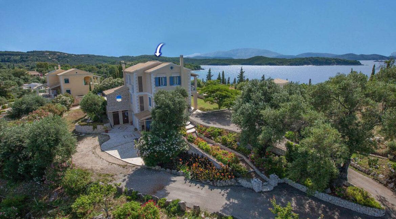 Villa near Kassiopi Corfu for sale, Corfu Luxury Homes 24