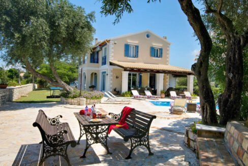 Villa near Kassiopi Corfu for sale, Corfu Luxury Homes 3