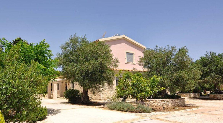 Villa with Sea View and Pool in Paxos Island near Corfu Greece. Properties in Paxos Greece 1