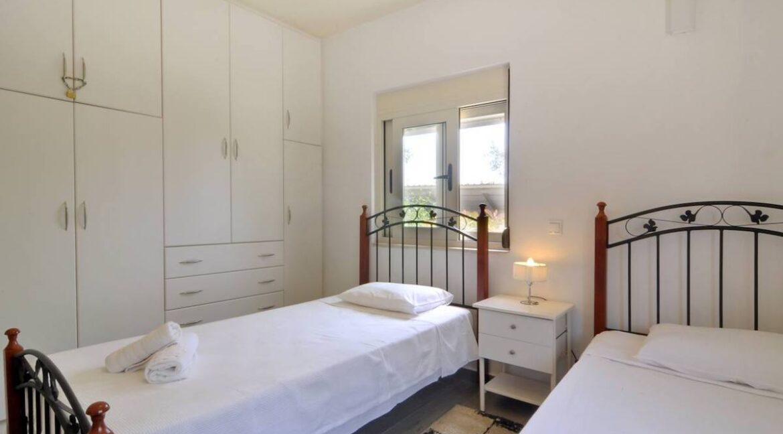 Villa with Sea View and Pool in Paxos Island near Corfu Greece. Properties in Paxos Greece 10