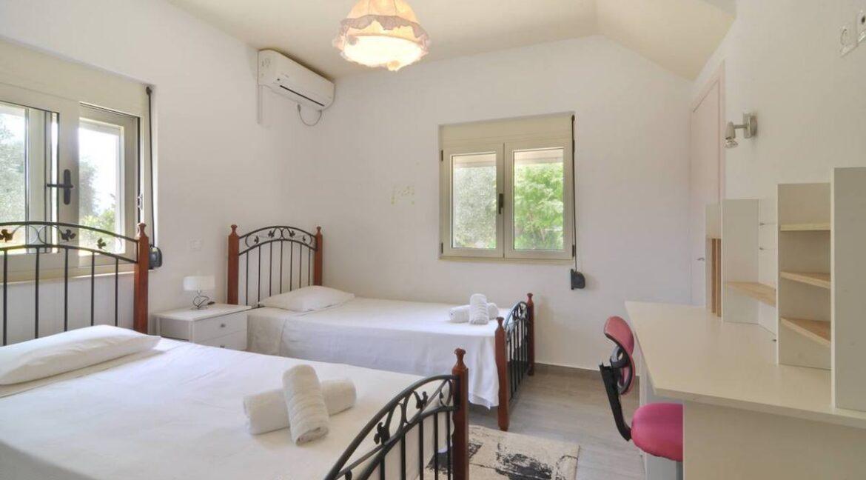 Villa with Sea View and Pool in Paxos Island near Corfu Greece. Properties in Paxos Greece 11