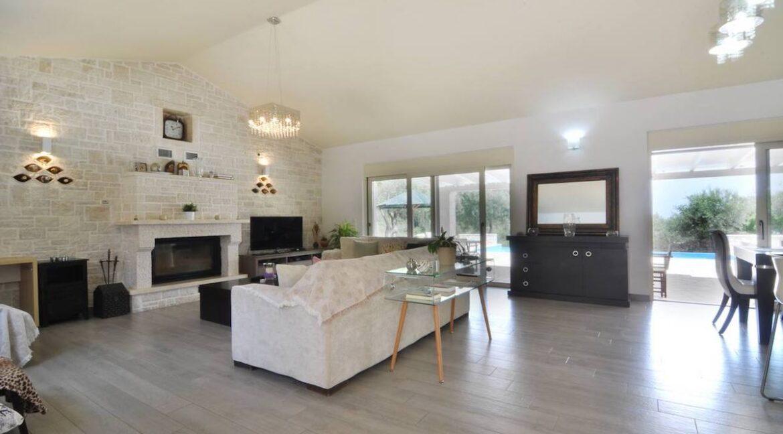Villa with Sea View and Pool in Paxos Island near Corfu Greece. Properties in Paxos Greece 18