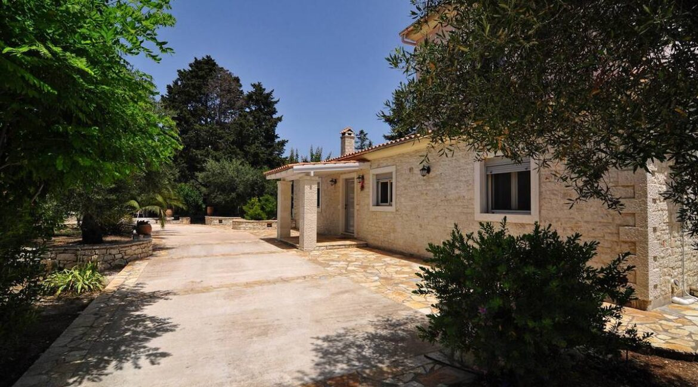 Villa with Sea View and Pool in Paxos Island near Corfu Greece. Properties in Paxos Greece 2