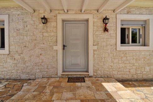 Villa with Sea View and Pool in Paxos Island near Corfu Greece. Properties in Paxos Greece 21