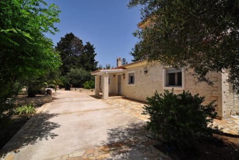 Villa with Sea View and Pool in Paxos Island near Corfu Greece. Properties in Paxos Greece 23