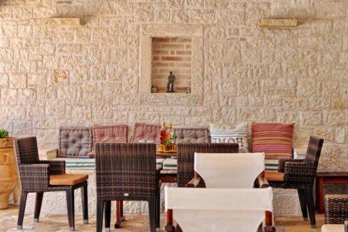 Villa with Sea View and Pool in Paxos Island near Corfu Greece. Properties in Paxos Greece 25