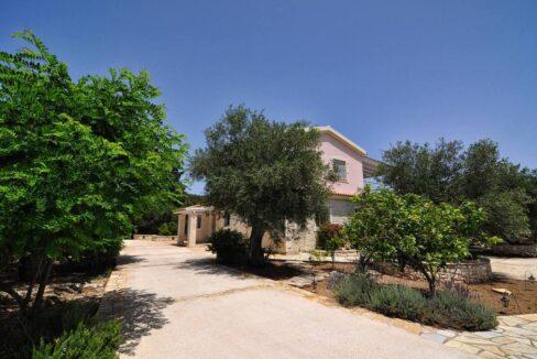 Villa with Sea View and Pool in Paxos Island near Corfu Greece. Properties in Paxos Greece 3