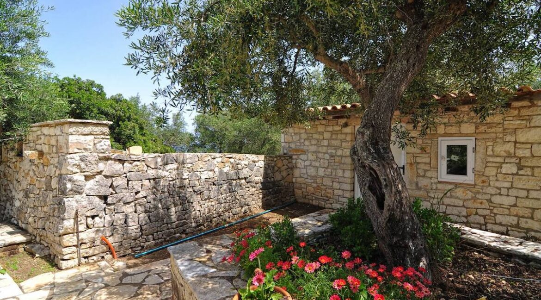 Villa with Sea View and Pool in Paxos Island near Corfu Greece. Properties in Paxos Greece 30