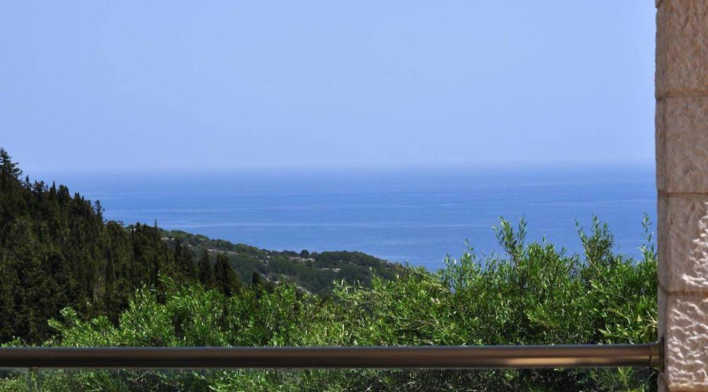 Villa with Sea View and Pool in Paxos Island near Corfu Greece. Properties in Paxos Greece 32