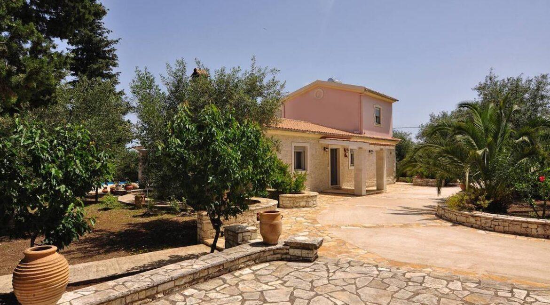 Villa with Sea View and Pool in Paxos Island near Corfu Greece. Properties in Paxos Greece 33