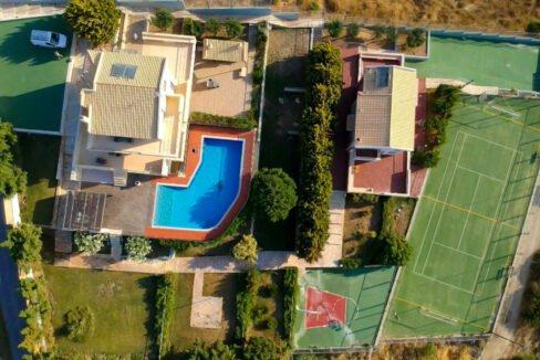 Villas near the sea in Athens, Sounio South Athens. Luxury Properties 1