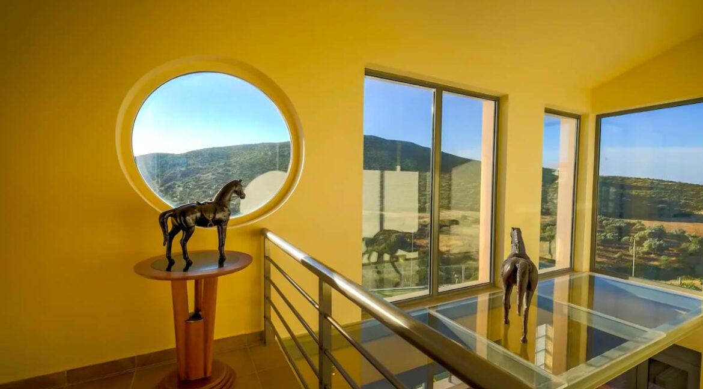Villas near the sea in Athens, Sounio South Athens. Luxury Properties 10