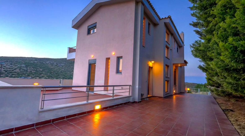 Villas near the sea in Athens, Sounio South Athens. Luxury Properties 11