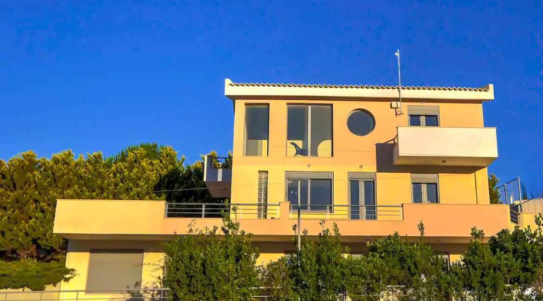 Villas near the sea in Athens, Sounio South Athens. Luxury Properties 14