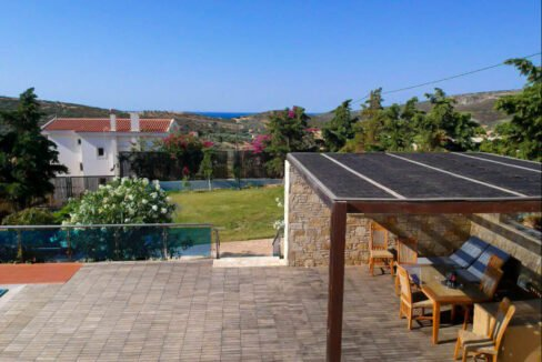 Villas near the sea in Athens, Sounio South Athens. Luxury Properties 2