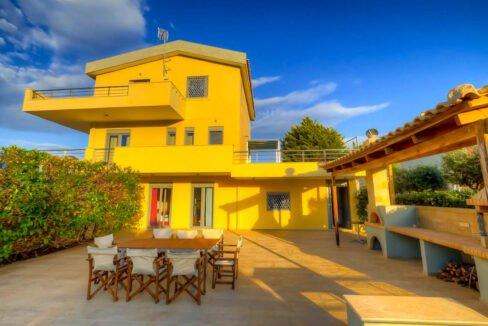 Villas near the sea in Athens, Sounio South Athens. Luxury Properties 34