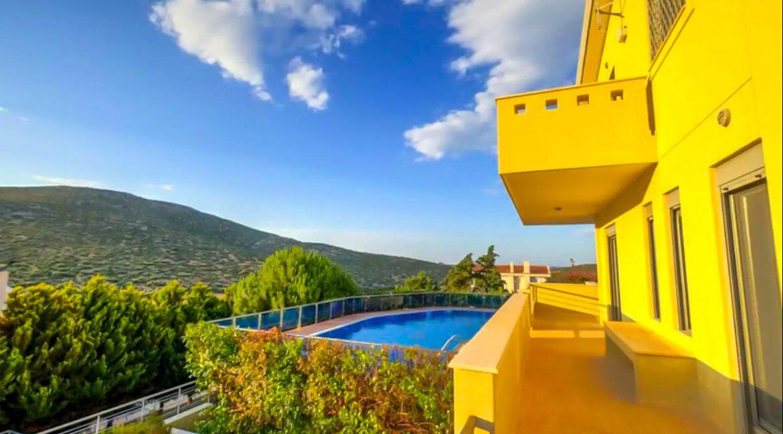 Villas near the sea in Athens, Sounio South Athens. Luxury Properties 37