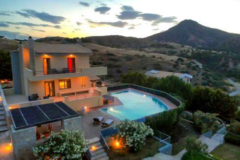 Villas near the sea in Athens, Sounio South Athens. Luxury Properties 40