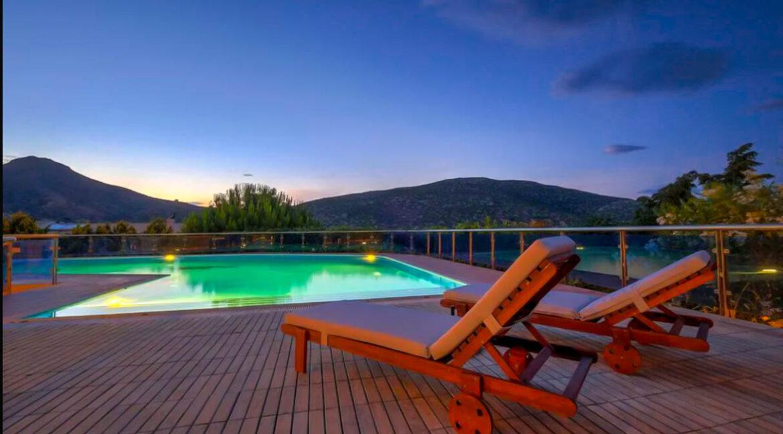 Villas near the sea in Athens, Sounio South Athens. Luxury Properties 43