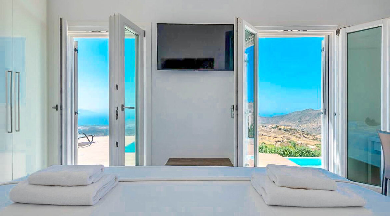 Beautiful Sea View villa in Paros Greece for Sale 10