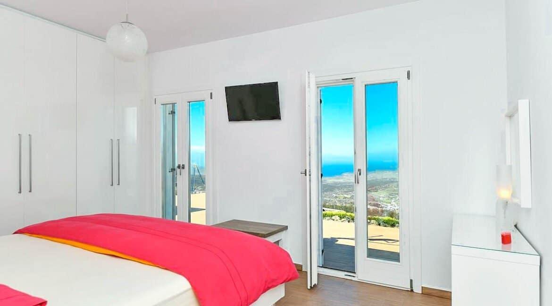 Beautiful Sea View villa in Paros Greece for Sale 12
