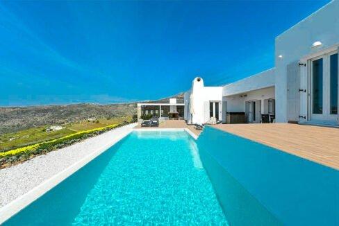 Beautiful Sea View villa in Paros Greece for Sale 13
