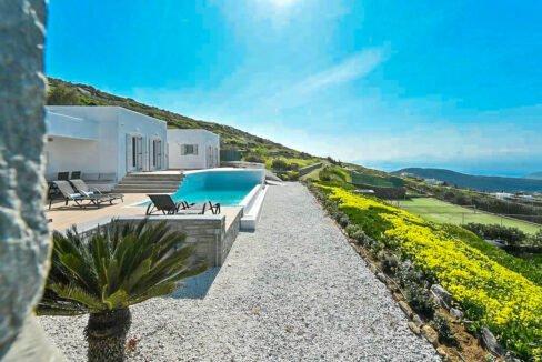 Beautiful Sea View villa in Paros Greece for Sale 14