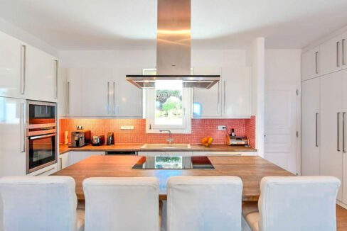 Beautiful Sea View villa in Paros Greece for Sale 18