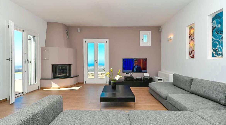 Beautiful Sea View villa in Paros Greece for Sale 19