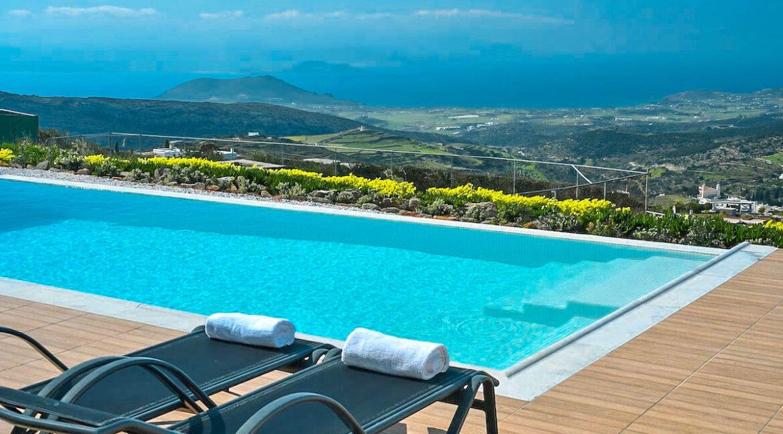Beautiful Sea View villa in Paros Greece for Sale 22