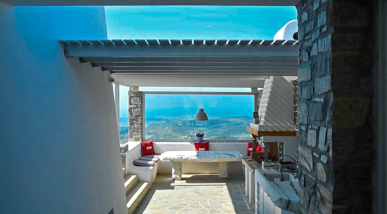 Beautiful Sea View villa in Paros Greece for Sale 25