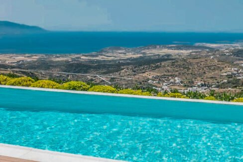 Beautiful Sea View villa in Paros Greece for Sale 26