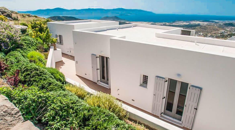 Beautiful Sea View villa in Paros Greece for Sale 28