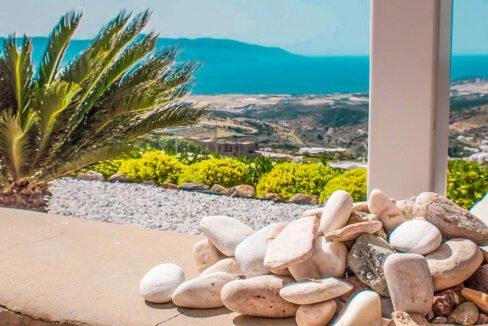 Beautiful Sea View villa in Paros Greece for Sale 29