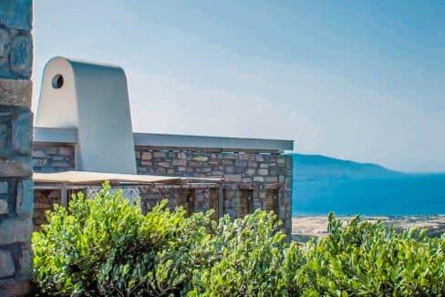 Beautiful Sea View villa in Paros Greece for Sale 31