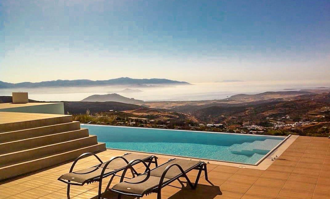 Beautiful Sea View villa in Paros Greece for Sale 33