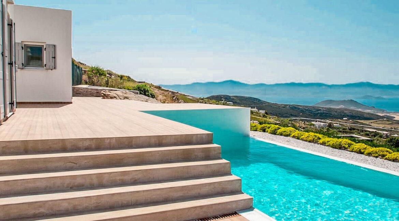 Beautiful Sea View villa in Paros Greece for Sale 34