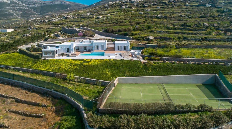 Beautiful Sea View villa in Paros Greece for Sale 35