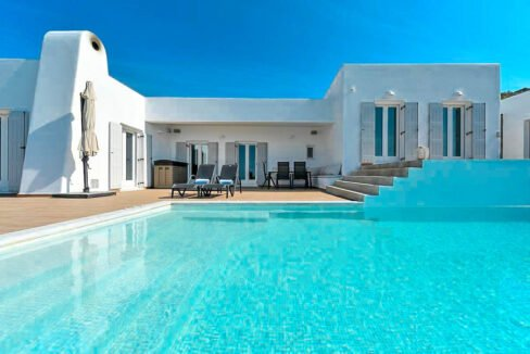 Beautiful Sea View villa in Paros Greece for Sale 36