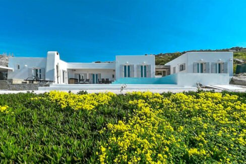 Beautiful Sea View villa in Paros Greece for Sale 6
