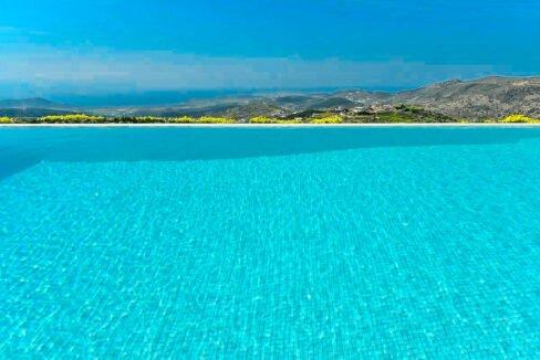 Beautiful Sea View villa in Paros Greece for Sale 7