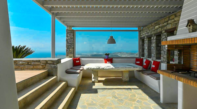 Beautiful Sea View villa in Paros Greece for Sale 8