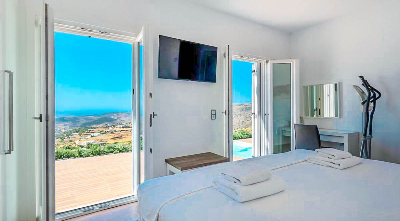 Beautiful Sea View villa in Paros Greece for Sale 9