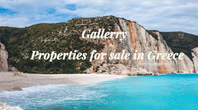 GALLERY - Greece Villas, Greek Houses