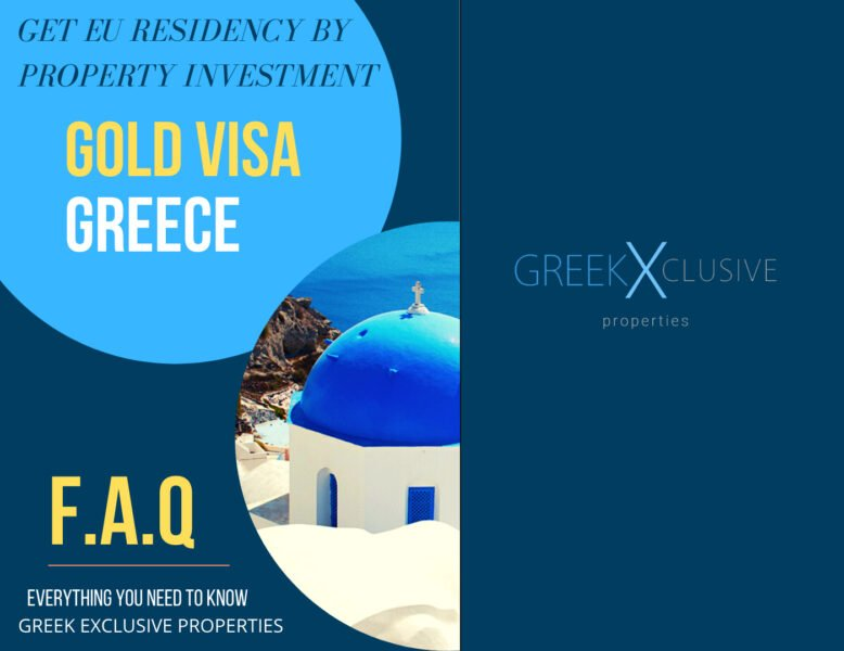 Gold Visa Greece, Residency Greece