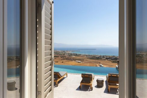 Luxurious new villa in Paros for Sale, Properties Paros Greece 1