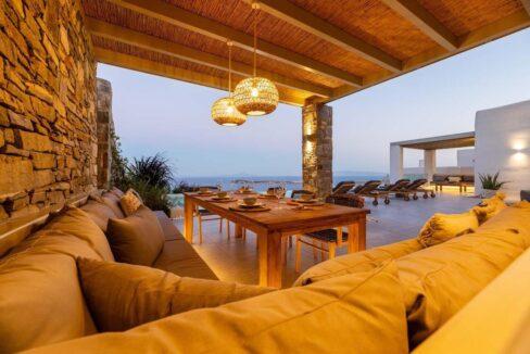 Luxurious new villa in Paros for Sale, Properties Paros Greece 31
