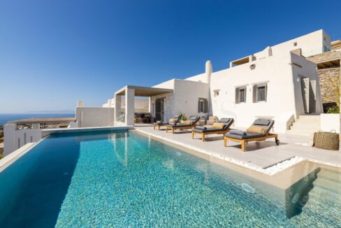 Luxurious new villa in Paros for Sale, Properties Paros Greece 5