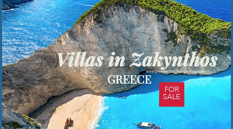 Luxury Estates in Zakynthos, Properties in Zakynthos, Real Estate in Zante