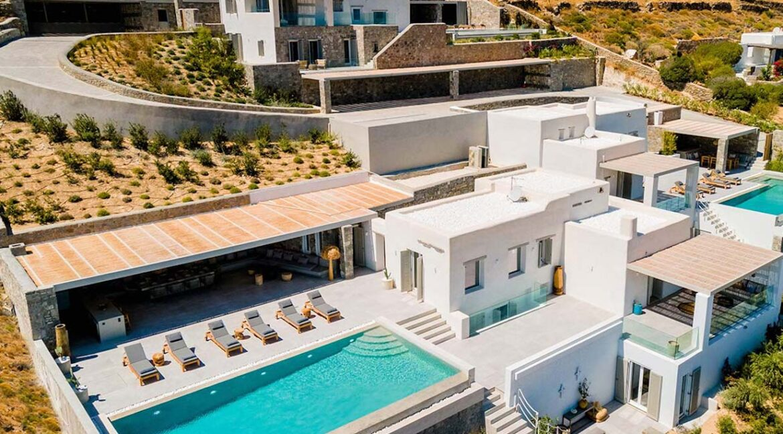 New Luxury Villa for Sale Paros Cyclades, Paros Villas for sale 1